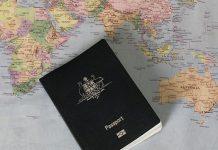 Australia visa - Hộ chiếu Úc